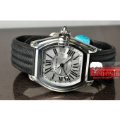 Cartier Roadster GMT XL Extra Large ref. w62032x6
