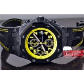 Audemars Piguet Royal Oak Offshore Chronograph  Bumble Bee Special Editions Bumble Bee