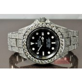 Rolex DeepSea Sea-Dweller with Diamonds model 116660