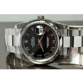 Rolex Datejust Steel Mens 2013 model 116200