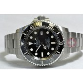 Rolex DeepSea Sea-Dweller model #116660 year 2012