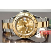 Rolex Yachtmaster 18k Yellow Gold and Steel 40mm model 16623