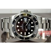 Rolex Submariner with Cerami Bezel year 2013