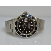 Rolex Oyster Perpetual Submariner 16610 Stainless Steel Men's Watch U serial