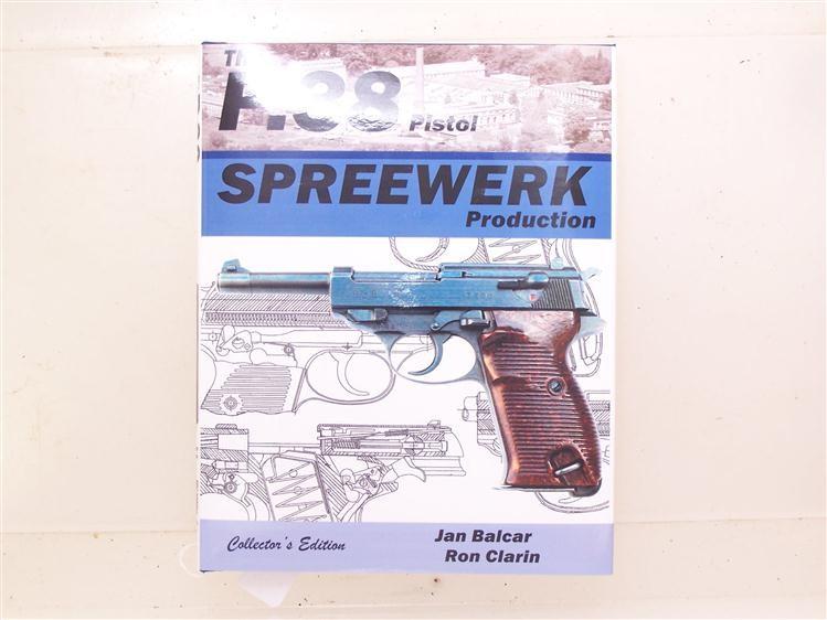 BALCAR&CLARIN'S P38 PISTOL SPREEWERK PRODUCTION
