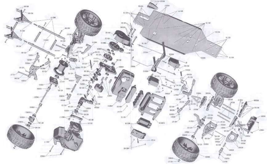 Spare Parts-H6