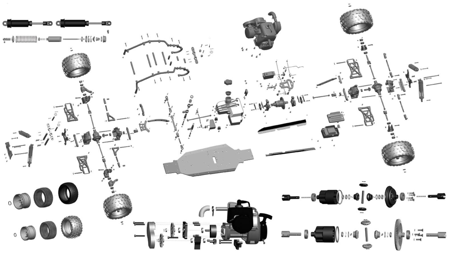 059900/058900 Spare Parts