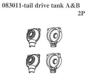 083011 Rear Transmission Case