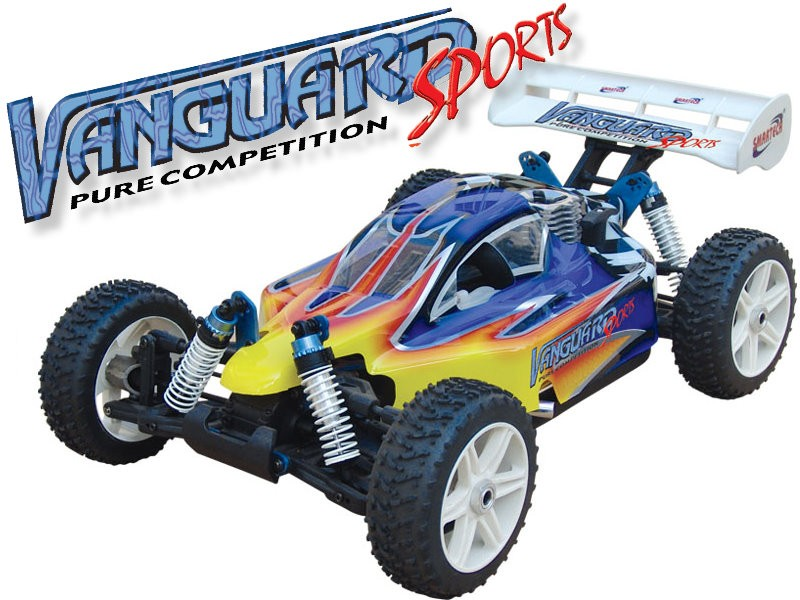 083420-1 Vanguard Sports 4WD Off-road Buggy (2CH 2.4G Digtal Pistol Radio)