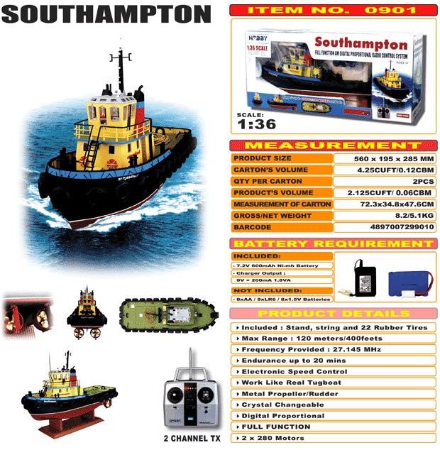 JHC0901 - Southampton