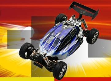 103470 Excalibur 4WD Off-Road Buggy