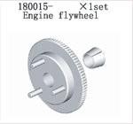 180015 Engine Fly Wheel Set