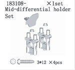 183108 Mid-Differential Holder Set