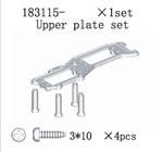 183115 Upper Plate Set