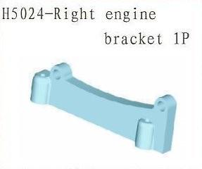 H5024 Right Engine Bracket