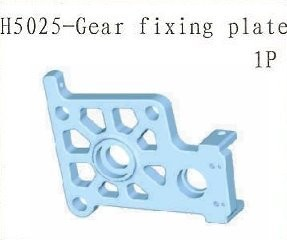 H5025 Gear Fixing Plate