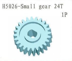 H5026 Small Gear 24T