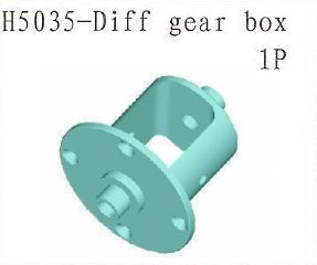 H5035 Differential Gear Box
