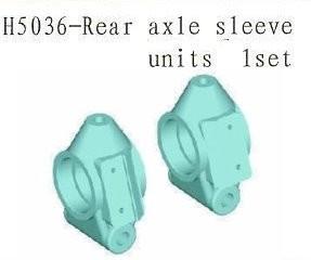 H5036 Rear Axle Sleeve Units