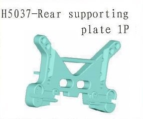 H5037 Rear Supporting Plate