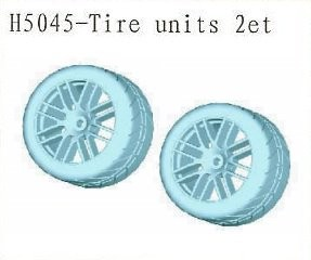 H5045 Tire Units