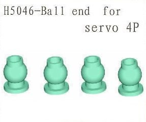 H5046 Ball End for Servo