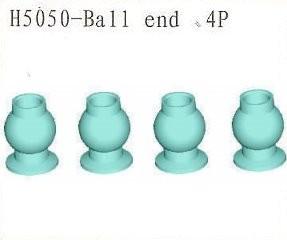 H5050 Ball End
