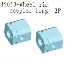 H5053 Wheel Rim Coupler Long