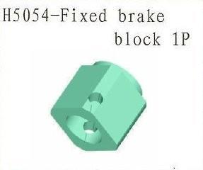 H5054 Fixed Brake Block