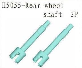 H5055 Rear Wheel Shaft