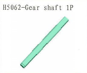 H5062 Rear Gear Shaft