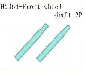 H5064 Front Wheel Shaft