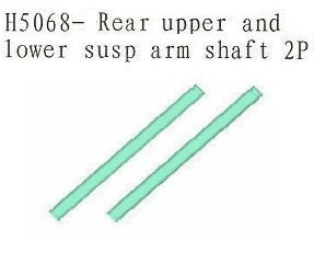 H5068 Rear Upper and Lower Suspension Arm Shaft