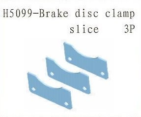 H5099 Brake Disc Champ Slice