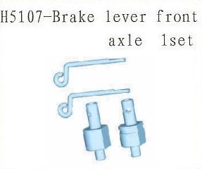 H5107 Brake Lever Front Axle
