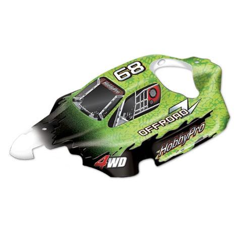 H801 1:8 Matador Off Road Buggy Body - Green