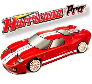 H1 1:10 Hurricane Pro Gas Power On Road Car