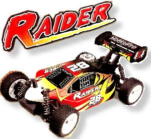 H2 1:10 Raider Off Road Buggy