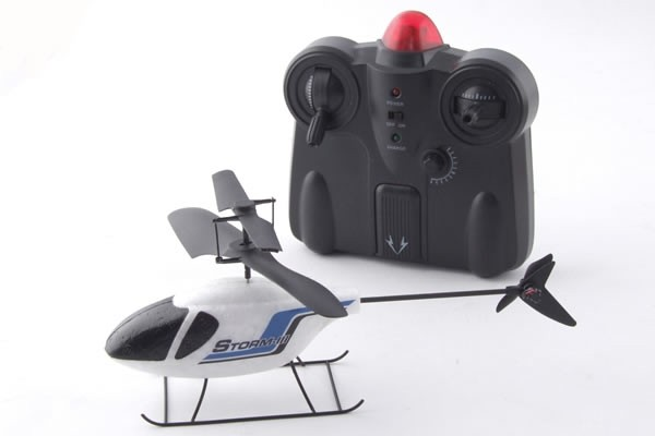 JHC0204 - Storm III Helicopter for 2/pcs ***BIG SALE***