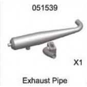 051539 Exhaust Pipe