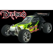 052950 Diablo 1/5 2WD Off-Road GasPower Buggy(Al. Version)
