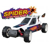 053210-1 Spider 2WD Off-road Buggy (2.4G Digital Pistol Radio)