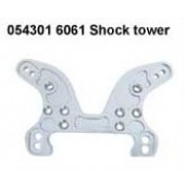 054301- 6061 Front Shock Tower