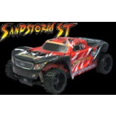 057904 SANDSTORM ST 1/5 4WD Off-Road GasPower Rally (NO SIDEPIPE)