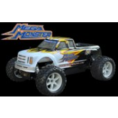 059900 Mega Monster 1/5 4WD Gas Power Monster Truck