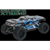 059950 Mega MonsterXTREME 1/5 4WD Off-Road GasPower Monster Truck(Upgrade Version)