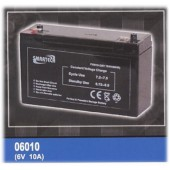 06010 Battery 6V10AH ***ON SALE***