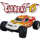 063421 Element 6 Scale 4WD Truggy