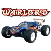 08T422-1 Warlord 4WD Off-road Truggy (Futaba OEM 2 Channel 27 Mhz AM Pistol Radio)