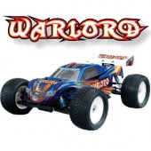 08T422 Warlord 4WD Off-road Truggy (2 Channel 27 Mhz AM Pistol Radio)